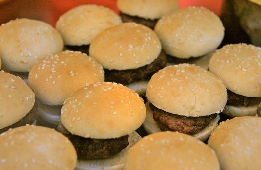 Nuevas hamburguesas enriquecidas con calcio