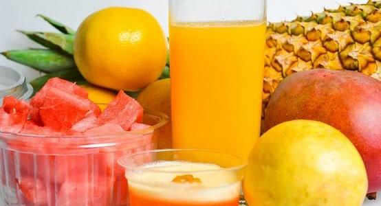 ¿Sabes que consumir muchos zumos de frutas es malo?